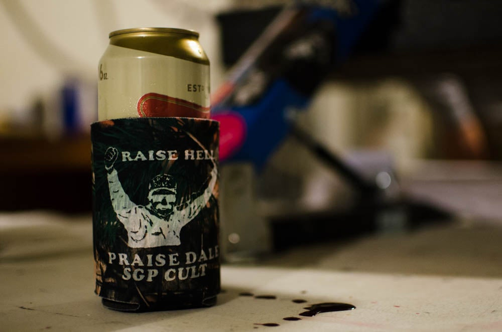 Image of RAISE HELL PRAISE DALE