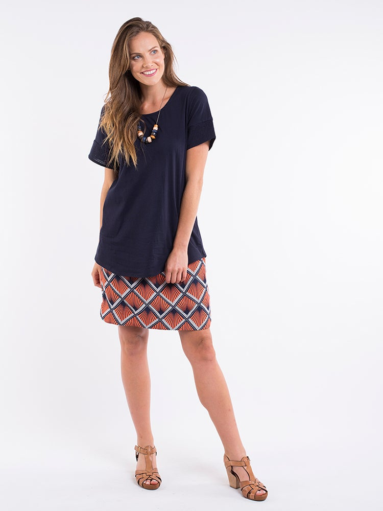 Image of ELM Lola Tee / Navy