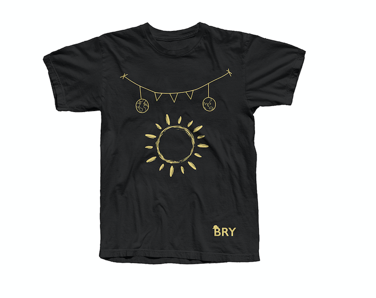 Image of Bry Tattoos Tee - Black