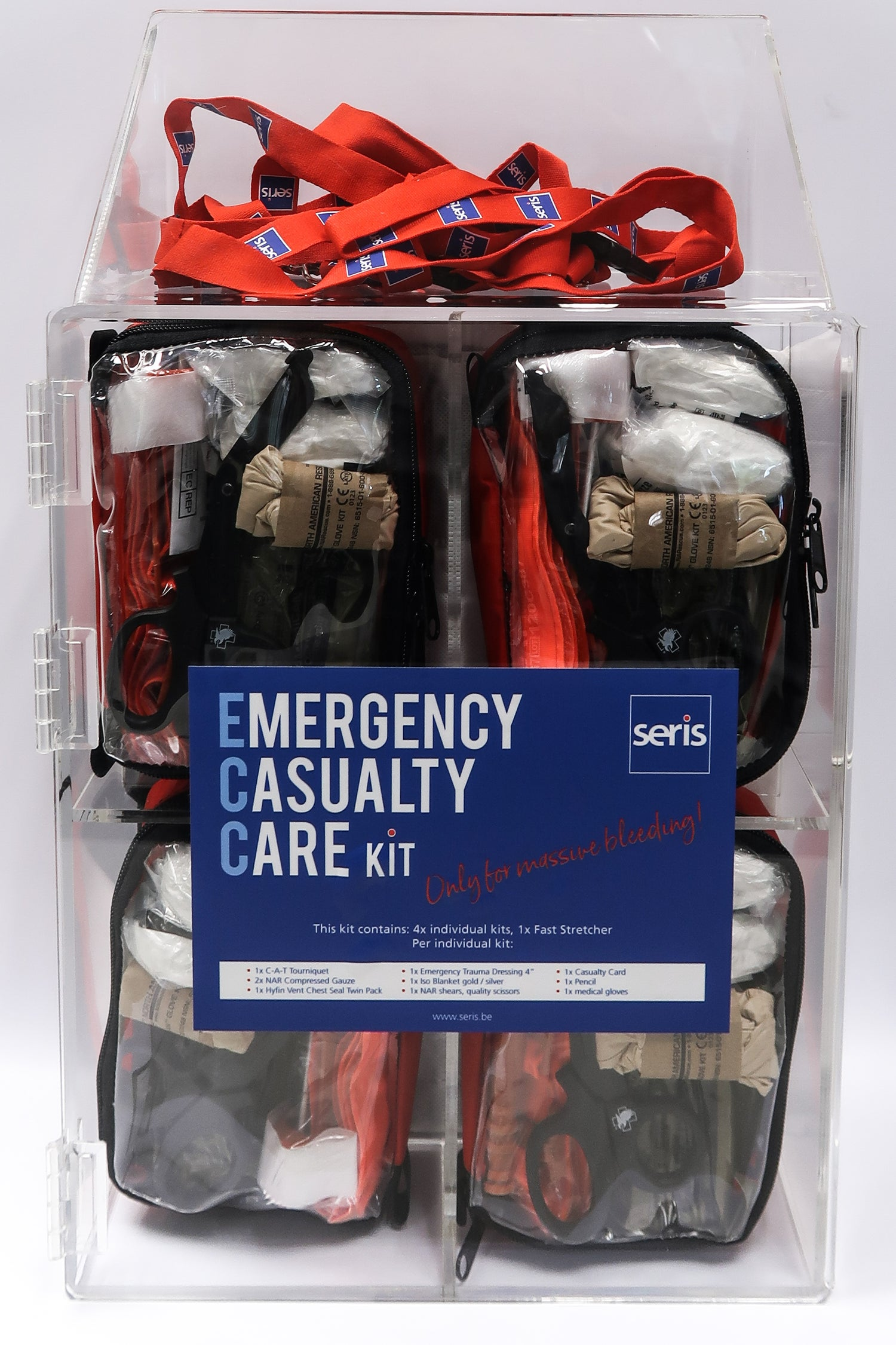 Image of Emergency Casualty Care Kit