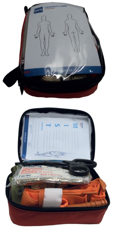 Image of Emergencey Casualty Care (Individual kit)