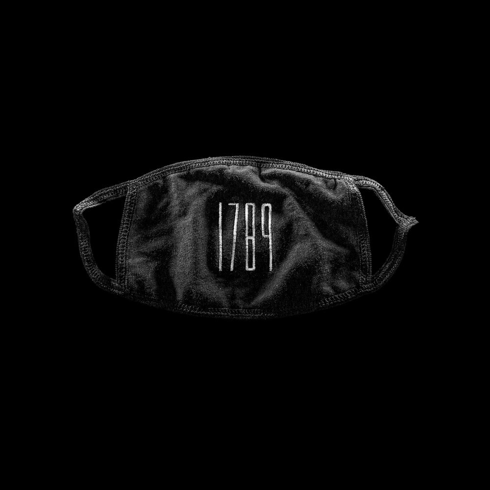 Image of 1789™ - Embroidered Face Mask