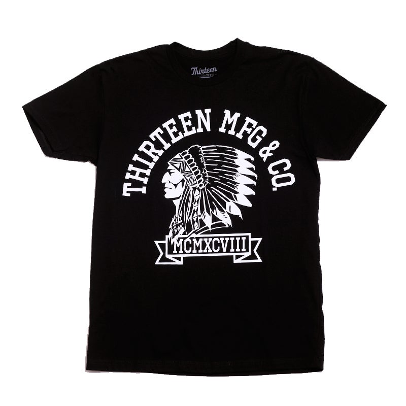 Image of Thirteen MFG Indian T-Shirt