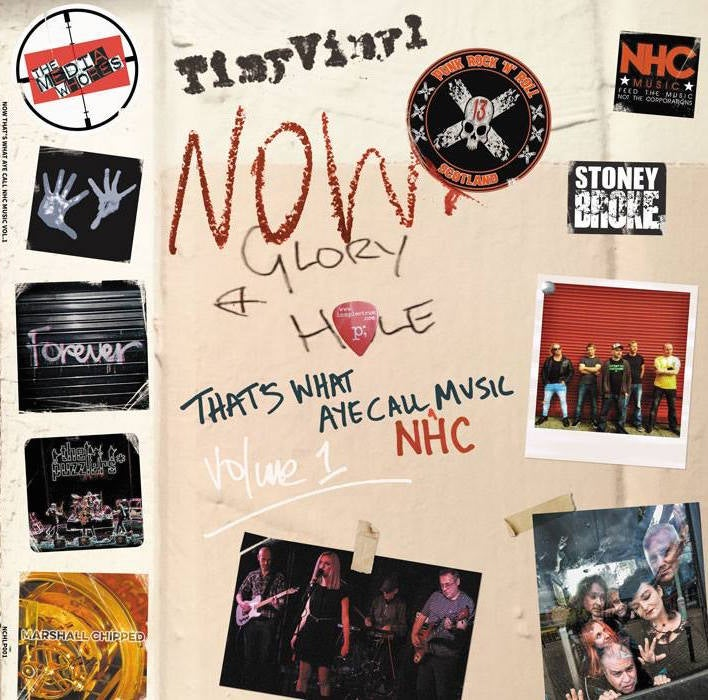 Image of Now That's What Aye Call NHC Music - Compilation album