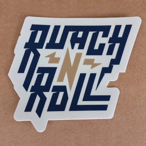 Image of Ruach N Roll Sticker