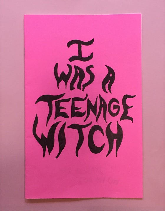 Image of Teenage Witch Zine Pack