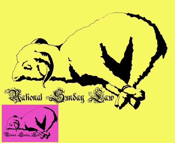 Image of Sacrificial Lamb T + CD