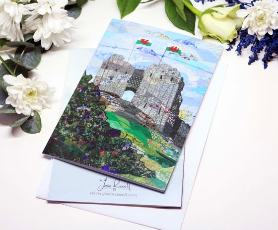 Image of Castell Cricieth/ Criccieth Castle