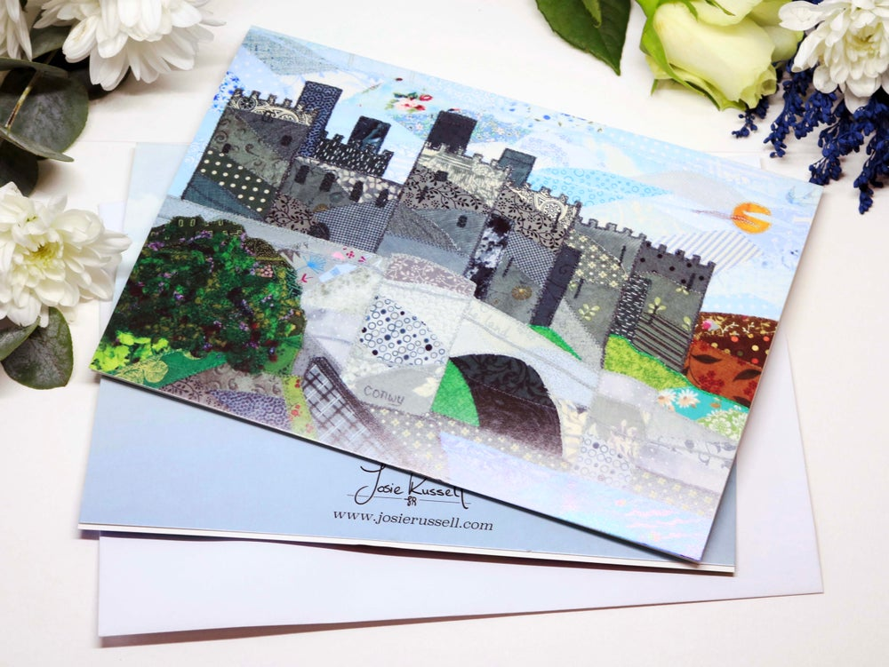 Image of Conwy Castle / Castell Conwy