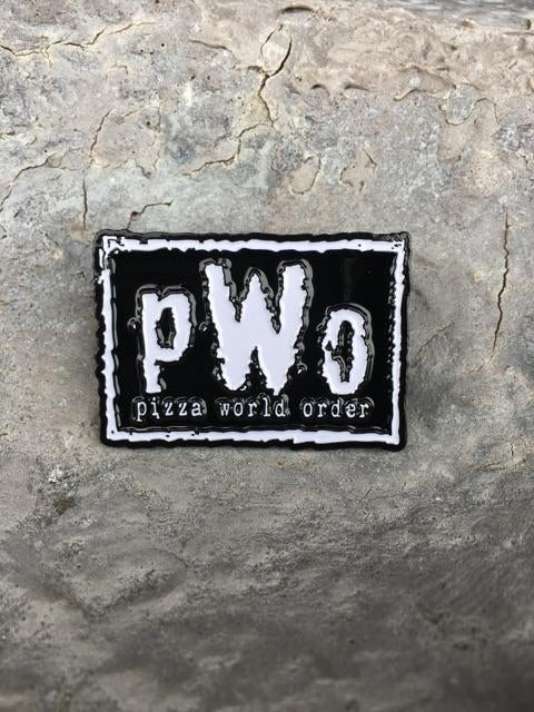 Image of p.W.o. PIN