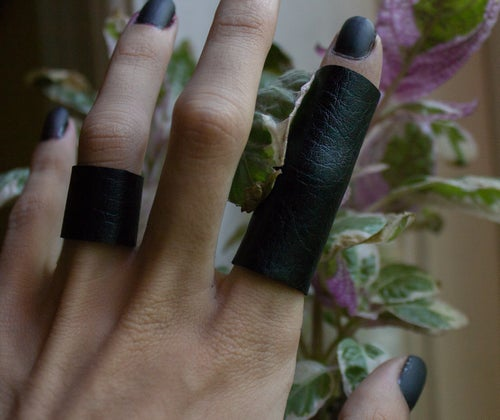 Image of Long Finger Cuff