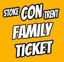 Image of Family Ticket for Stoke Con Trent #8