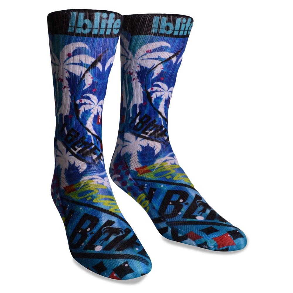 Image of WATER PAINT SUB SOCKS