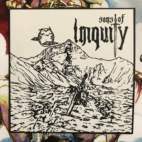 Image of Sons of Iniquity - Hang 'em High b/w 'Till We Meet Again 7""