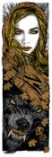 Image of RED HOOD - Variant art print