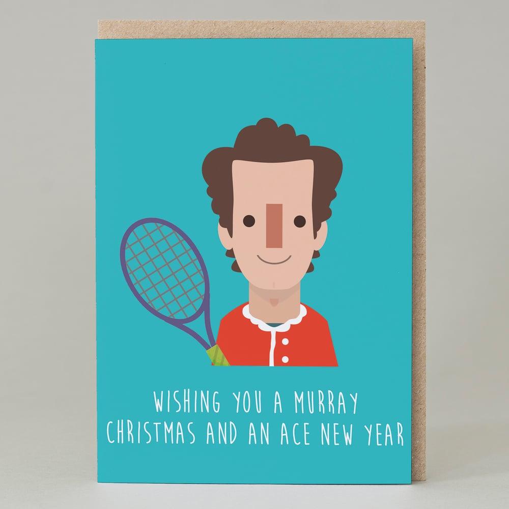 Image of Wishing you a Murray Christmas (Card)