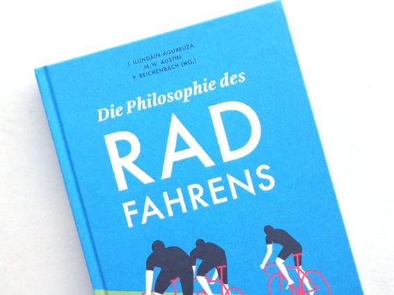 Image of BUCH Die Philosophie des Radfahrens