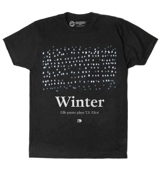 Image of Effe Punto Plays T.S. Eliot t-shirt ltd edition