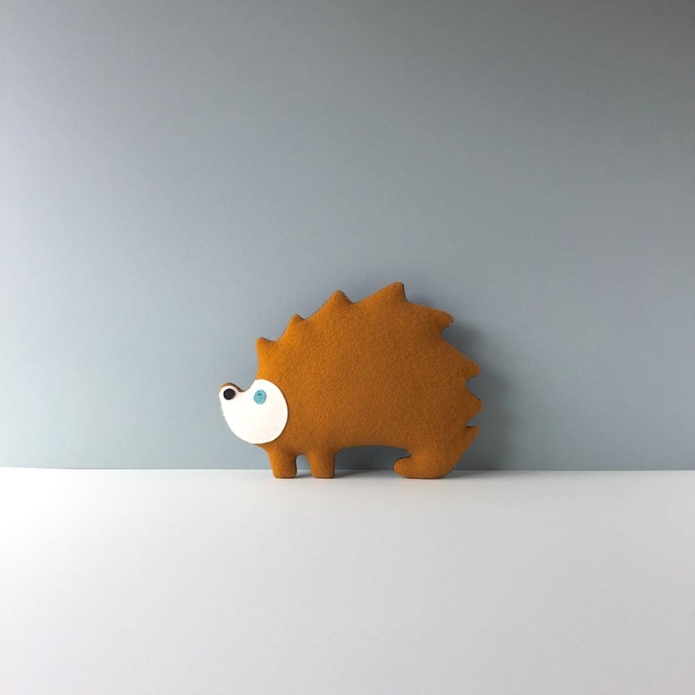 Image of the Hedgehog