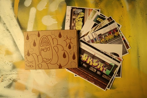 Image of Exhibit A - Oker Postcard Box Set