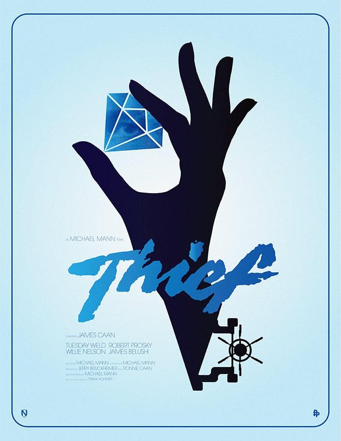 Image of Thief - Artist Proof