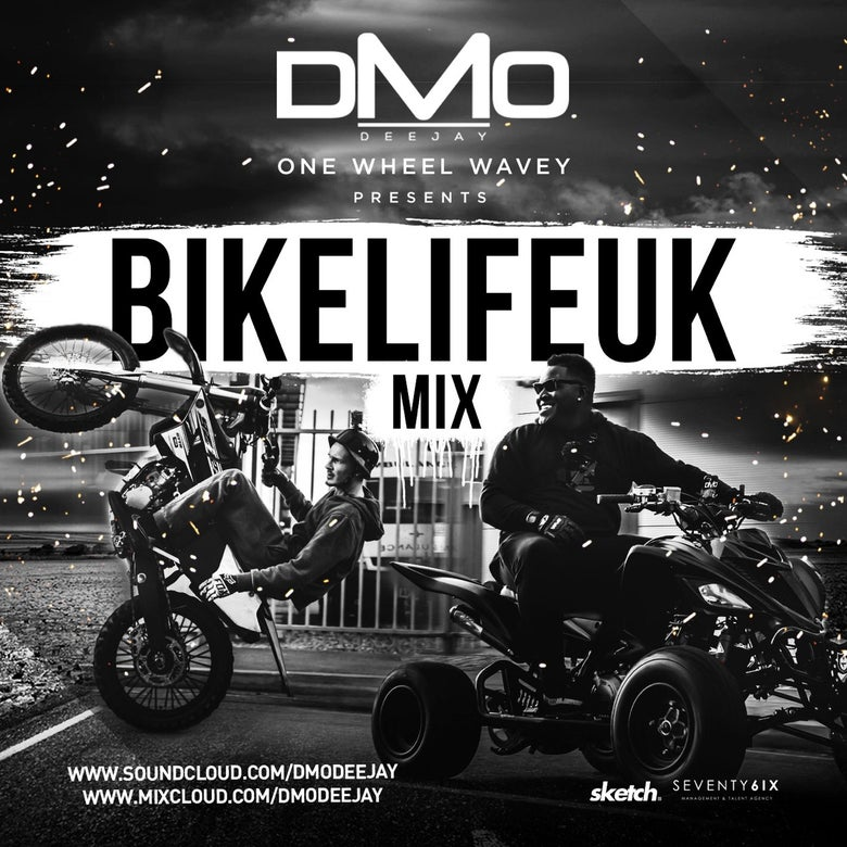 Image of BIKELIFEUK MIX PART 1 **PRE ORDER**