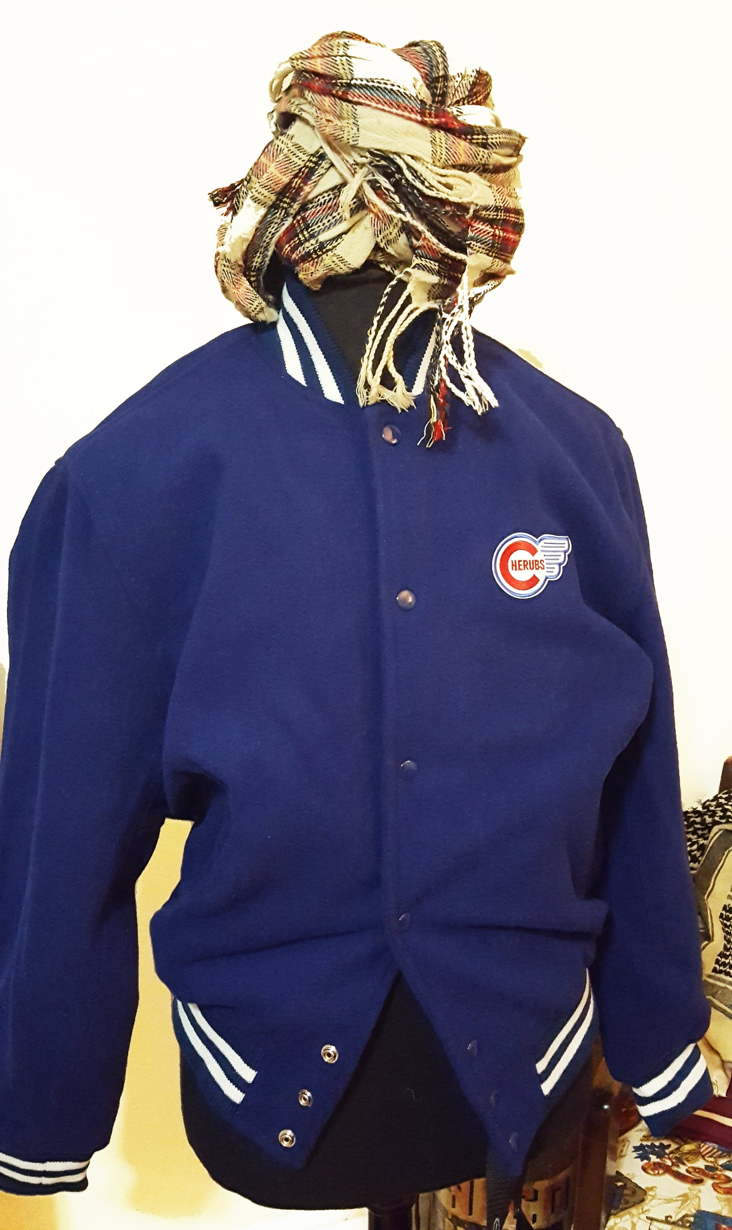 Image of Varsity Cherubs Jacket
