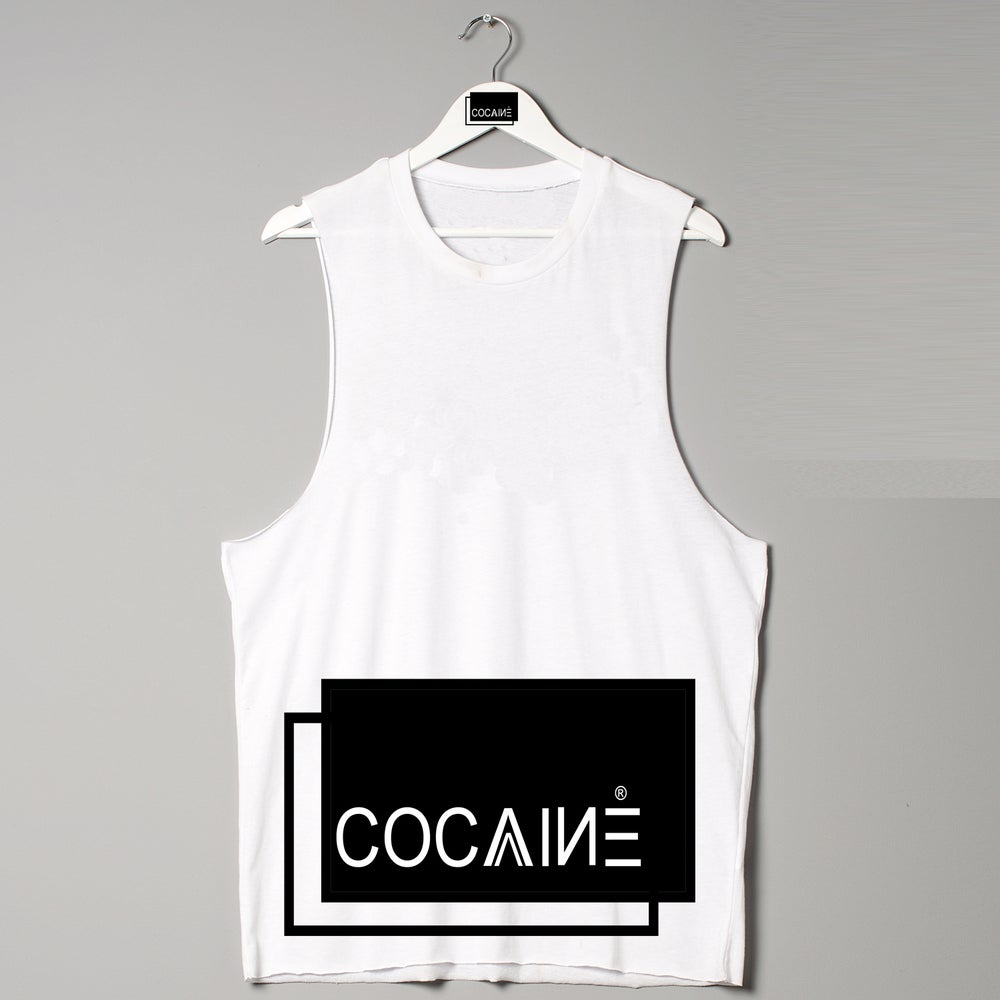 Image of Cocaine Designer Premium Fashion Vest