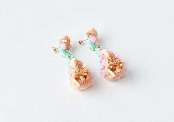 Image of CHRYSALIS DROP EARRINGS - Gelati