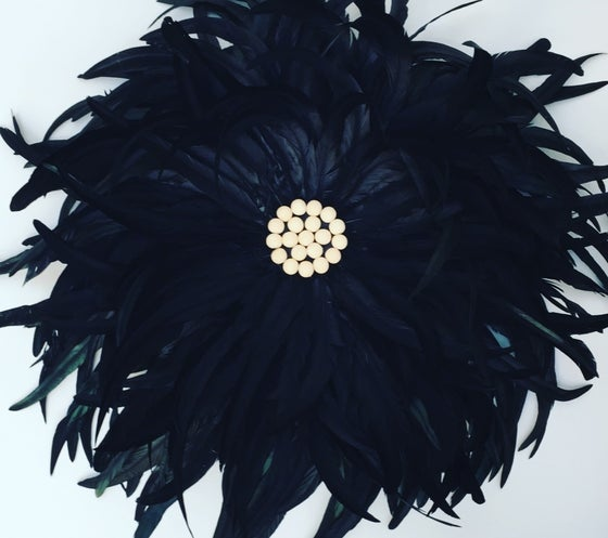 Image of Juju Hat - Iridescent Black