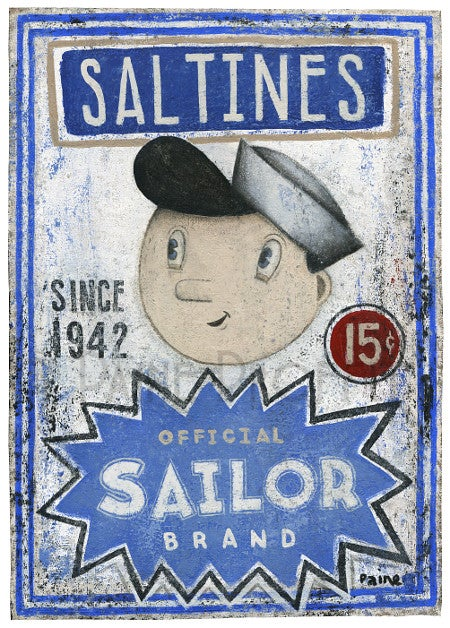 Image of Sailor Saltines