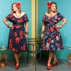 RUMBA RUFFLE DRESS (other options available)