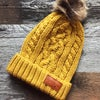 Montana Love Pom Beanie - 3 colors