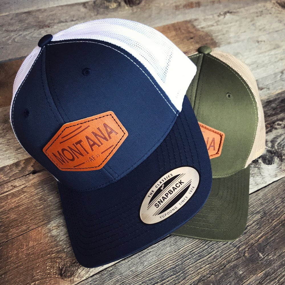Montana AF Retro Trucker Hat - 2 Colors