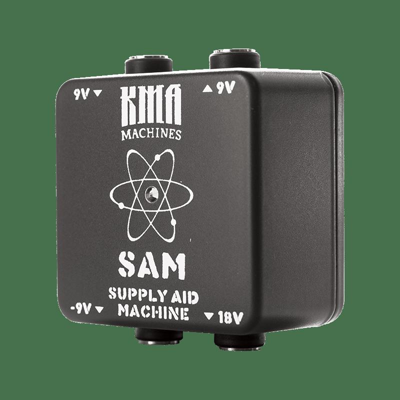 Image of SAM - Supply Aid Machine