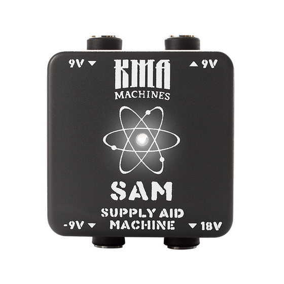 Image of SAM - Supply Aid Machine