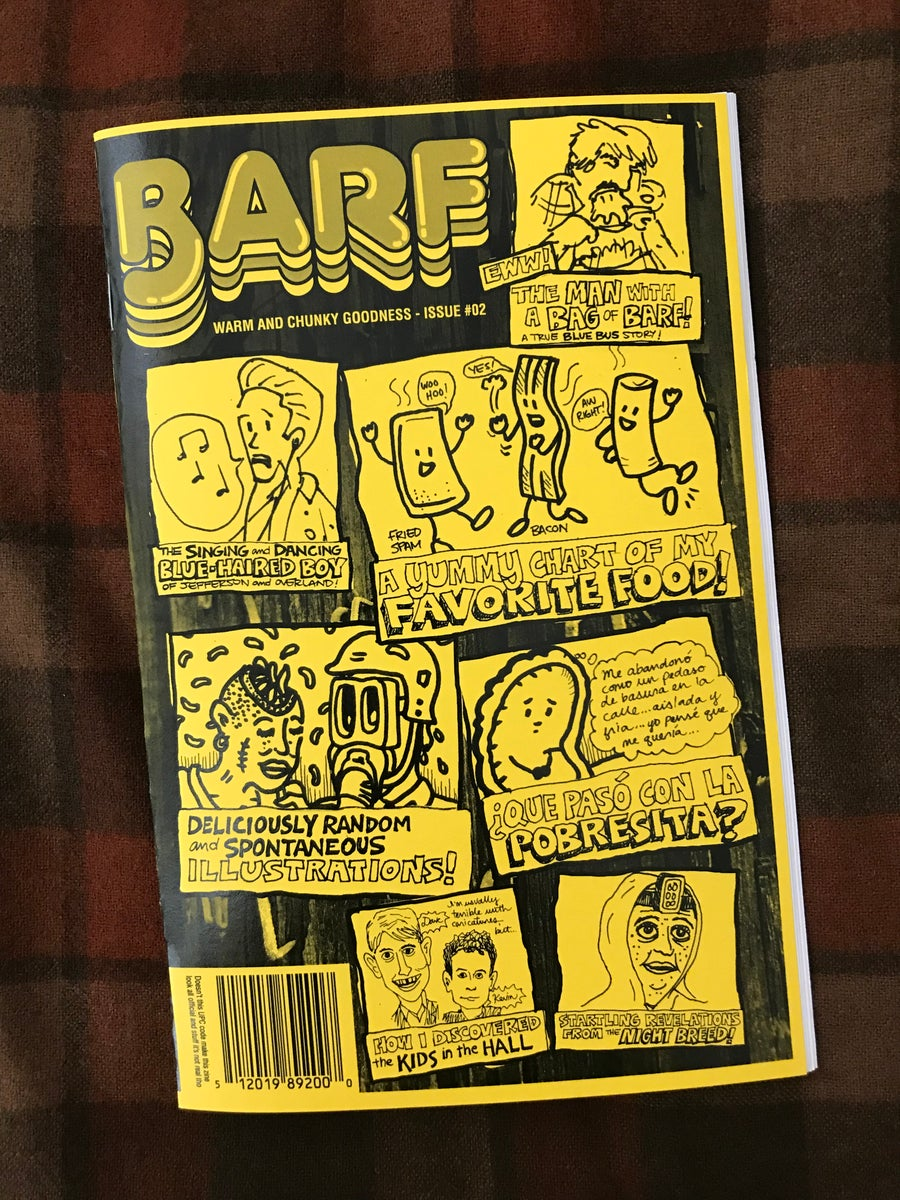 Image of BARF #02