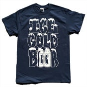 Image of ICE COLD BEER Shirt - by Broke PTV