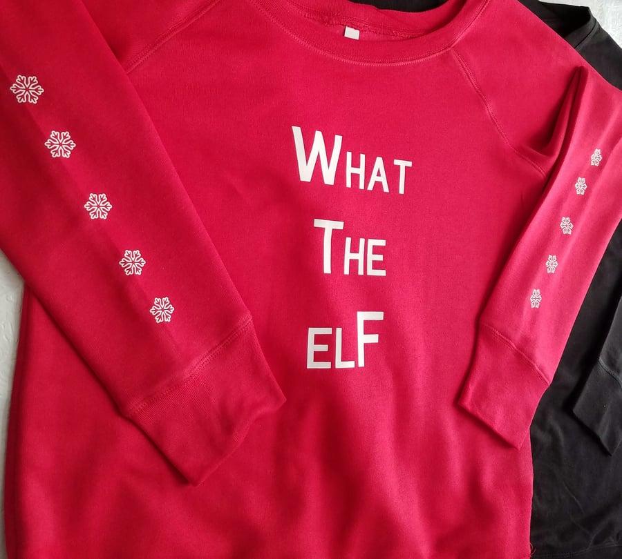 Image of What The elF - spongey