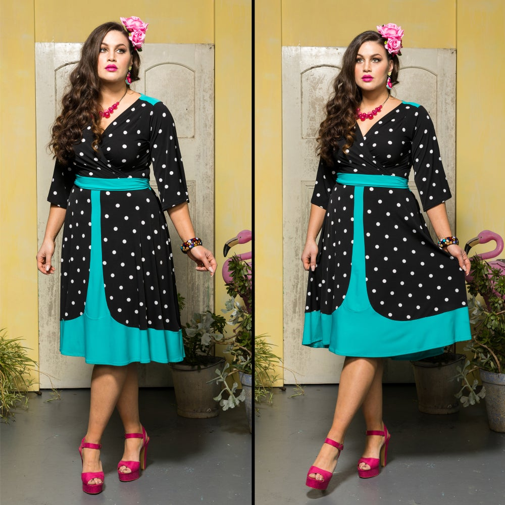 Image of SALSA SWING DRESS (other options available)