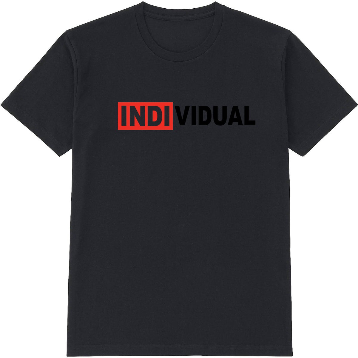 Image of INDI TEE BLACK