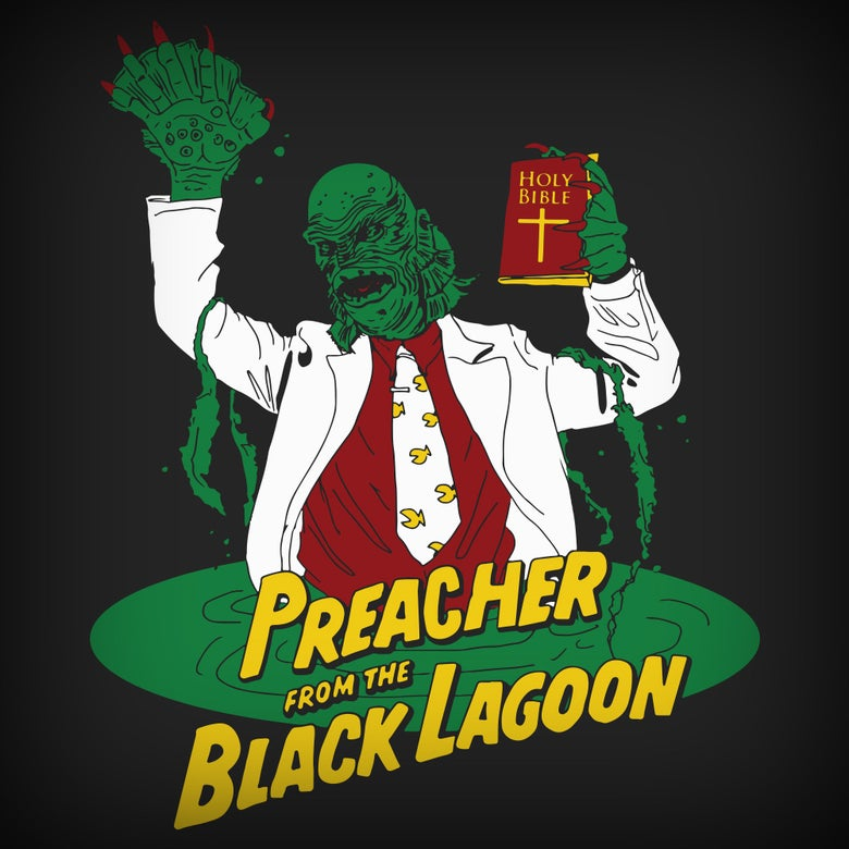Image of Preacher from the Black Lagoon