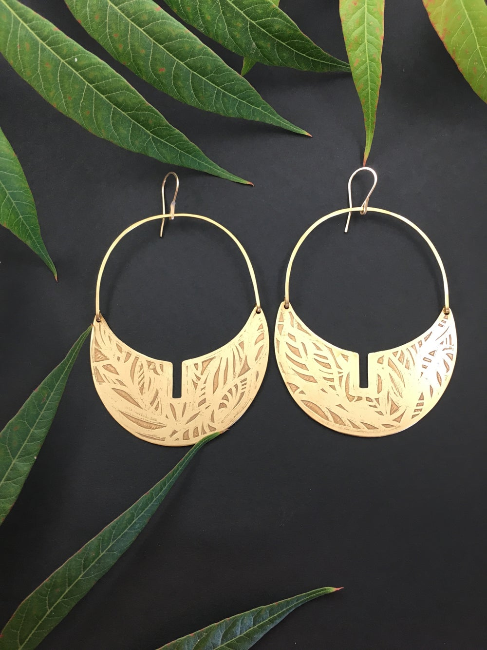 Image of Foliage Hoops