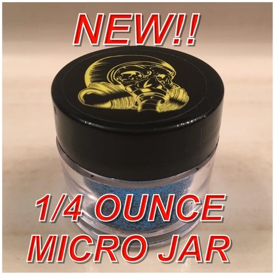 """Image of 1/4 OUNCE """"TEENER"""" JAR MetalFlake"""