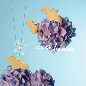 "Image of WEAR LEMONADE - Boucles d'oreilles ""Follow your <3 """
