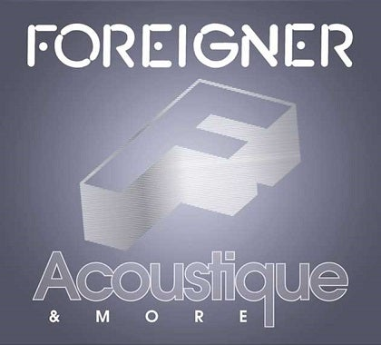 Image of FOREIGNER - Acoustique & More (Box Set) - Édition digipack 2CD + DVD