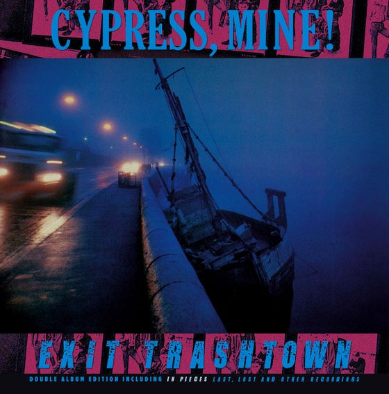 "Image of Cypress, mine! : ""Exit Trashtown"" 2LP"