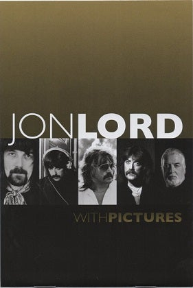 Image of JON LORD - With Pictures - Édition DVD