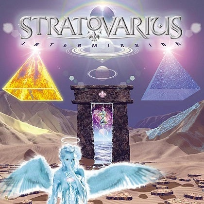 Image of STRATOVARIUS - Intermission - Edition CD Jewelcase