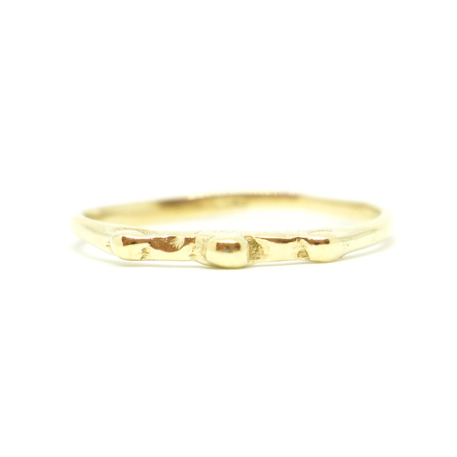 Image of Livia Ring in Gold